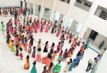 Navratri Celebration - NHSS