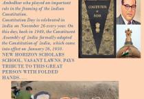 Constitution Day/ Samvidhan Diwas