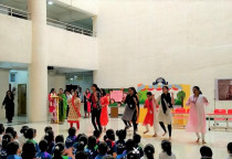 Children's Day Celebration By NHSS Teachers